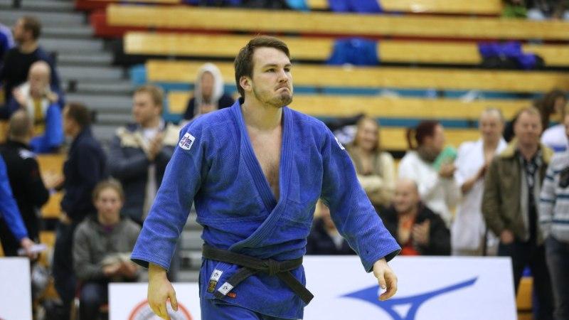 Judokad said Bakuus kamba peale 2 võitu. Miks nõnda vähe?