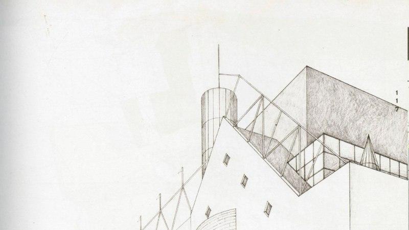 Millistest majadest on Tallinn ilma jäänud: hooned, mis elasid ainult paberil