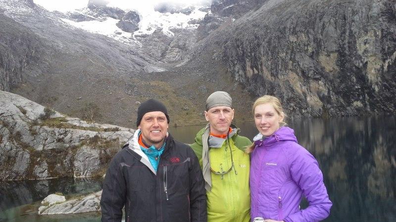 Hukkunud mägironijad olid ülikogenud alpinistid