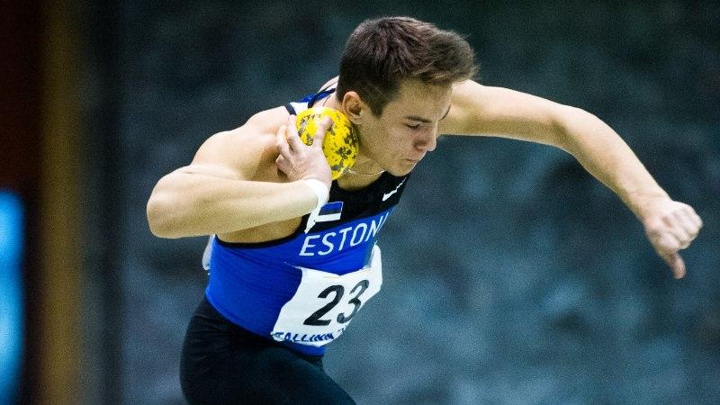 Kas supertalent Hans-Christian Hausenberg toob Eestile U18 MMilt kulla? Lootust on rohkem kui küll!