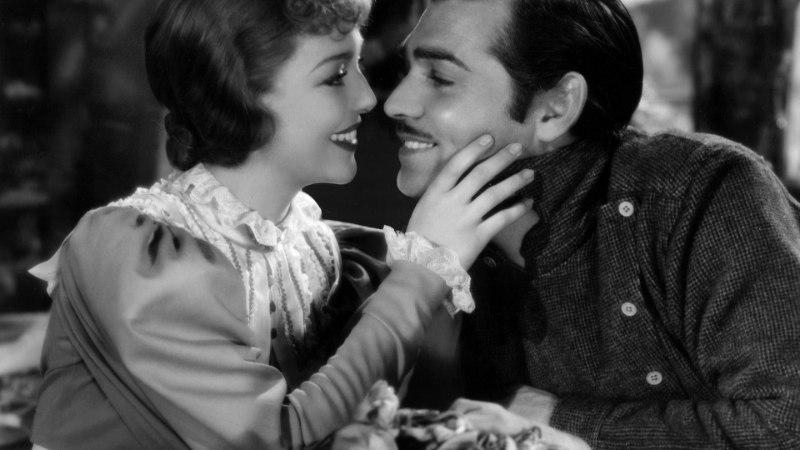 """Hollywoodi suur saladus: """"Tuulest viidud"""" tähel Gable'il on sohilaps"""