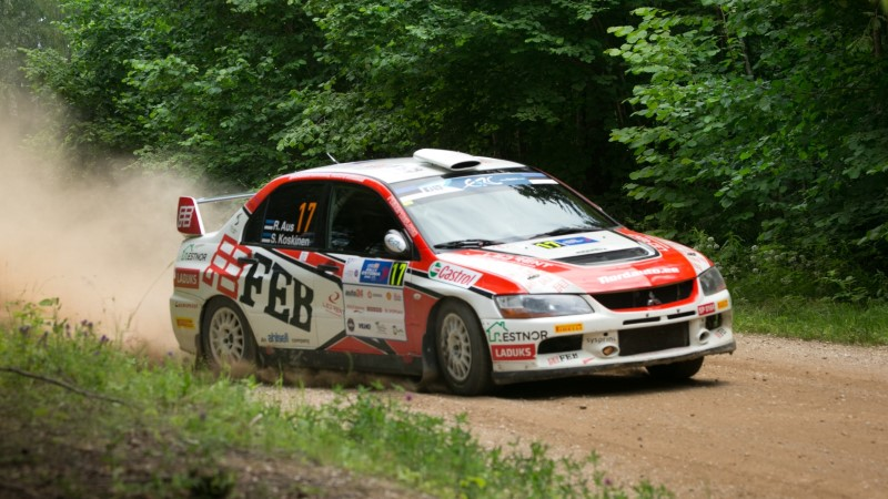 NII SEE JUHTUS | Aleksei Lukjanuki ajalooline võit Rally Estonial, parimaks eestlaseks osutus Rainer Aus