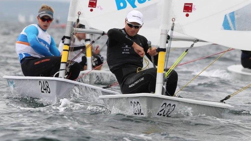 Karl-Martin Rammo hoiab EMil avapäeva järel 18. kohta