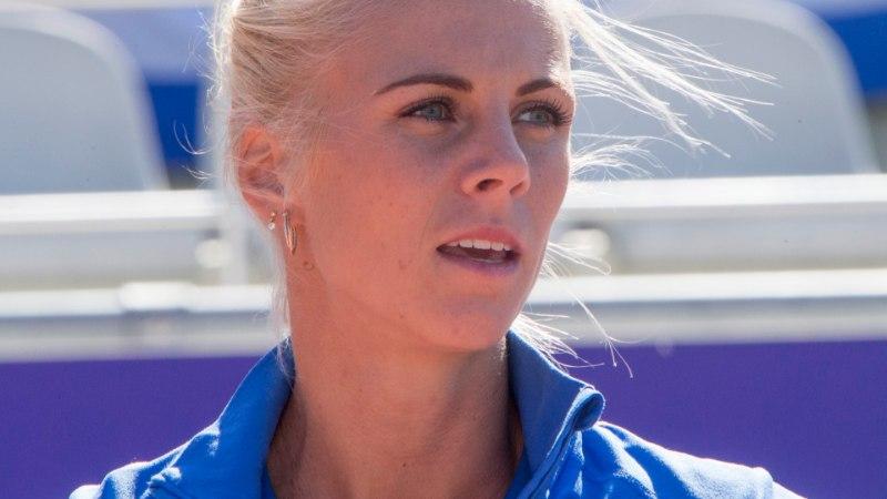 Grit Šadeikol jäi Eesti rekordi parandamisest õige vähe puudu, Eestile suurepärane kolmas koht!