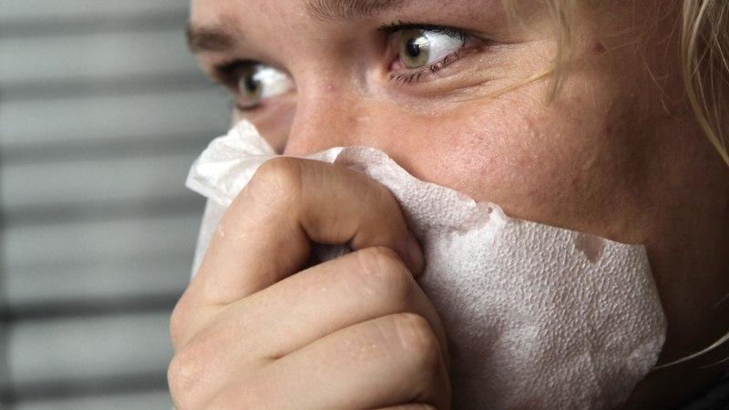Kuidas ma saan aru, et nohu on allergiast tingitud?