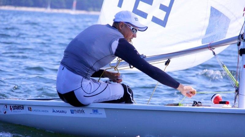 Olümpiakoha teeninud Rammo lõpetas MM-i 31. kohaga