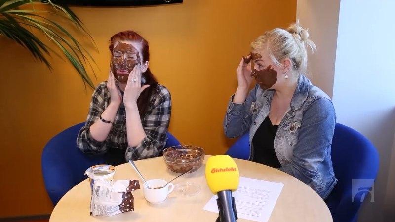 ILUKOOL | Kas šokolaadimask teeb nahaga imet või tasub piirduda siiski vaid šokolaadi söömisega?