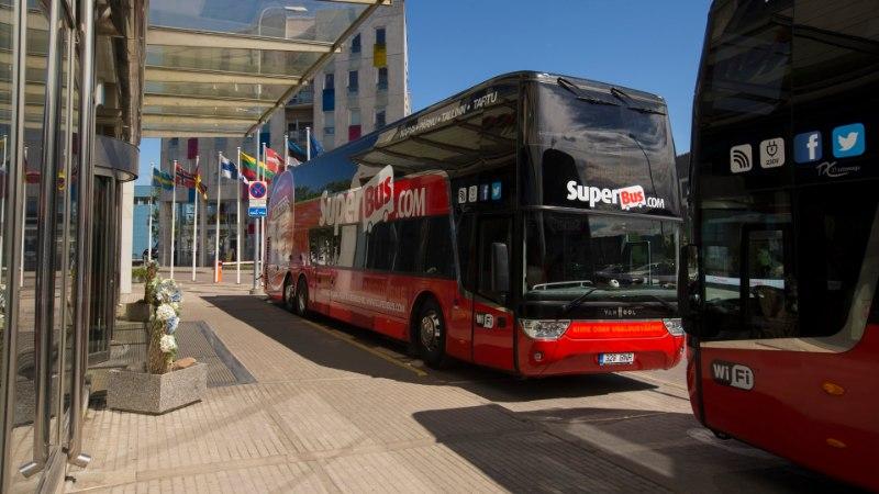 Šoti miljardäri Superbus ei saanudki liiniluba. Esialgu