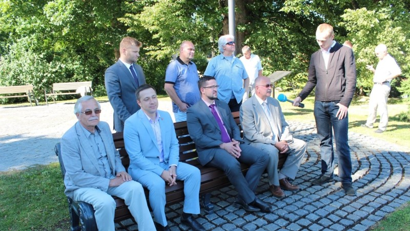 FOTOD | Harjumäe pargis avati Linnapea pink