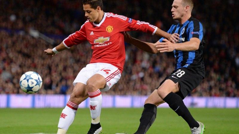 GALERII | Manchester United sammu võrra Meistrite liiga grupifaasile lähemal