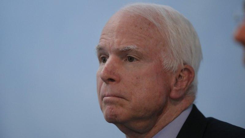 GALERII | Rõivas McCainile: USA kohalolek on üks regiooni julgeoleku võtmetegureid