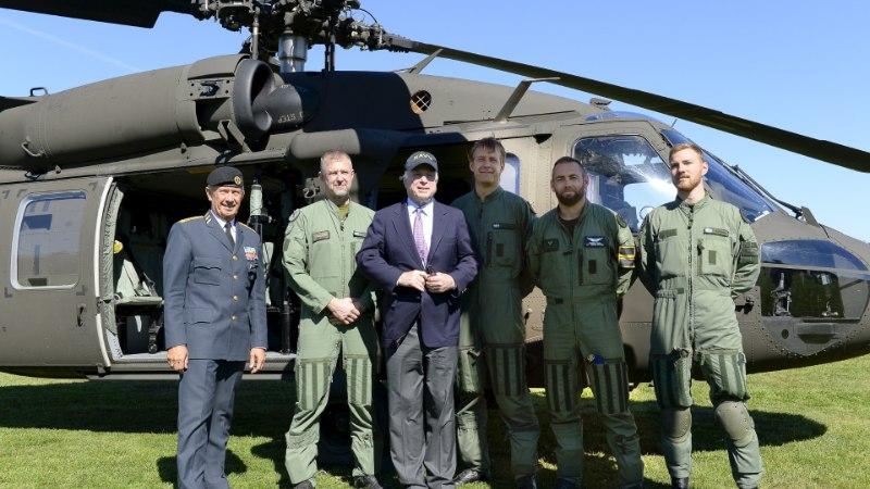 Rootsi suurendab sõjalist koostööd USA-ga