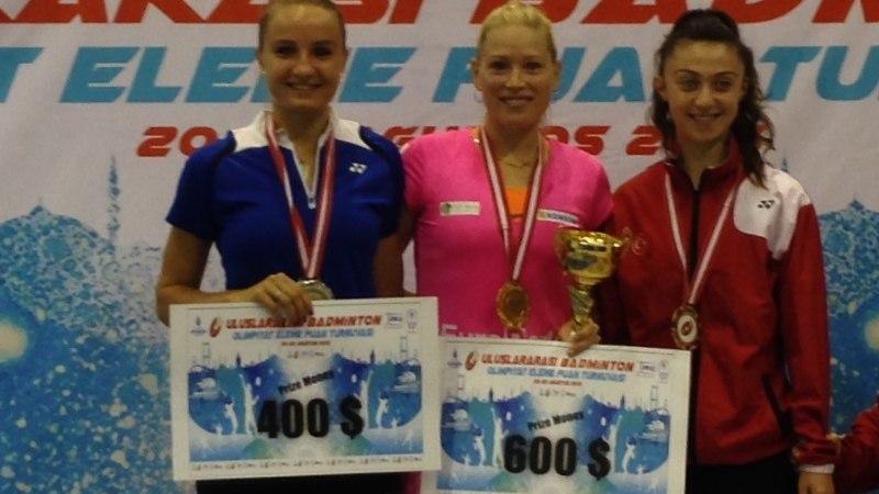 SULGPALLURITE KULDNE DUUBEL! Kati Tolmoff võitis Euroopa karikaetapi!