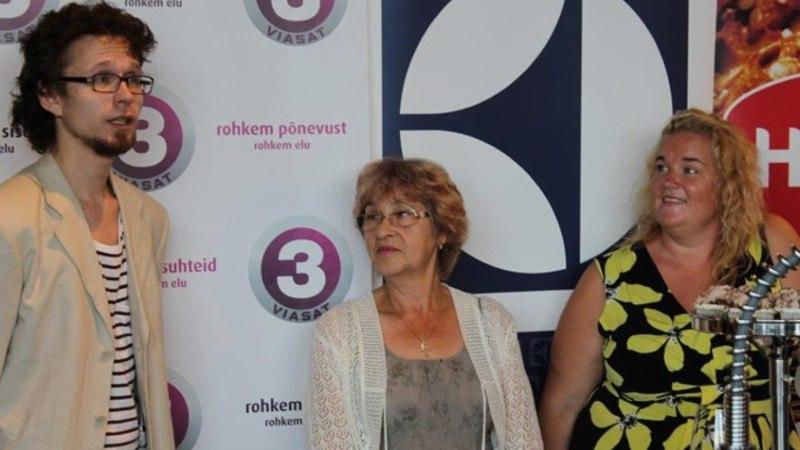 FOTOD JA VIDEO | TV3 esitles uue tele-show osavaid küpsetajaid