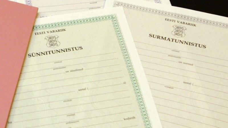 Tallinnas registreeriti juulis 484 sündi ja 360 surma