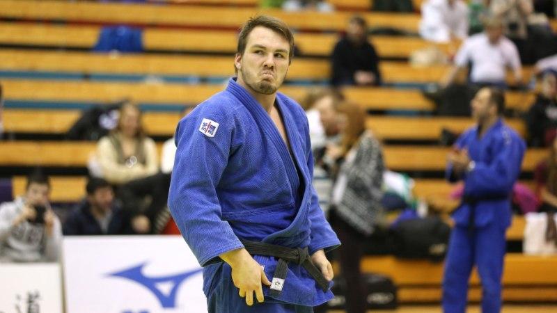 Judokate laeks MMil teine ring