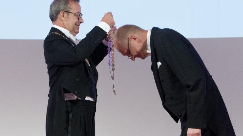 GALERII   TTÜ uus rektor Jaak Aaviksoo pühitseti ametisse