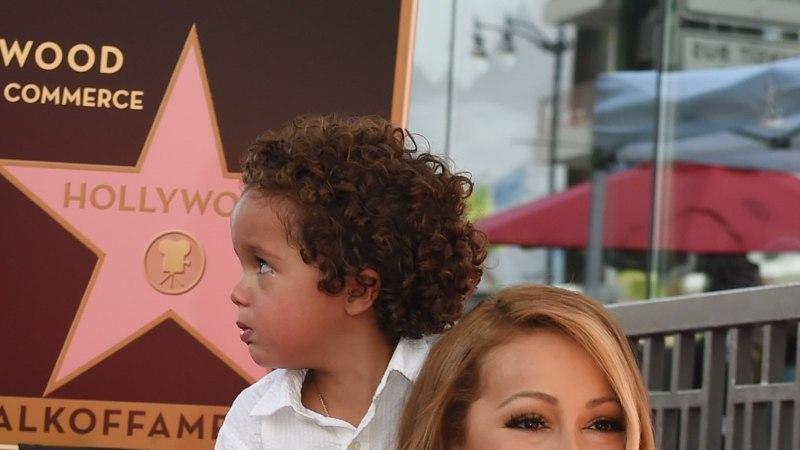Mariah Carey  poeg röövis ema tähtsa hetke!