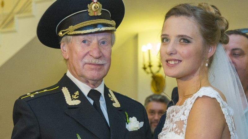 Vene filmitaat Ivan Krasko võttis verinoore naise