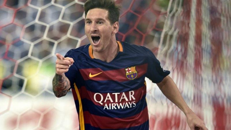 VIDEO JA GALERII | Neymar ja Messi kustutasid Fernando Torrese põhjustatud tulekahju