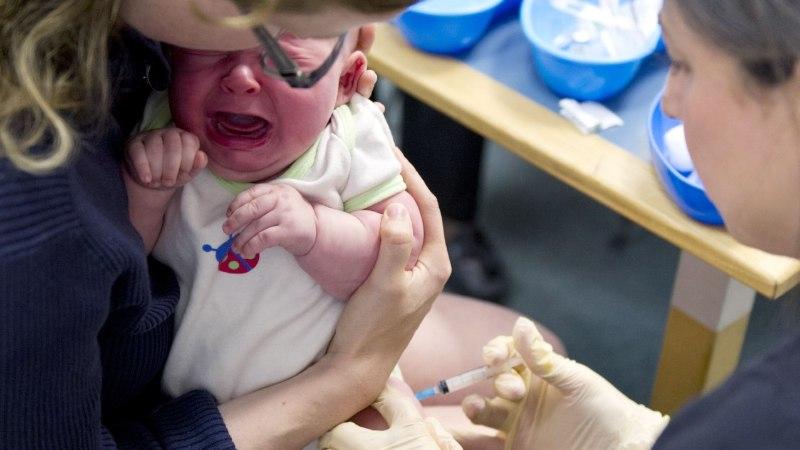 Eestis lapse vaktsineerimata jätnud vanemaid karistused ei ähvarda