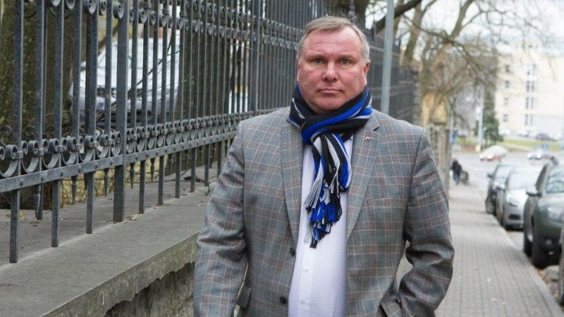 Korruptsioonisüüdistuse alla sattunud Kalev Lillo on kadunud nagu vits vette