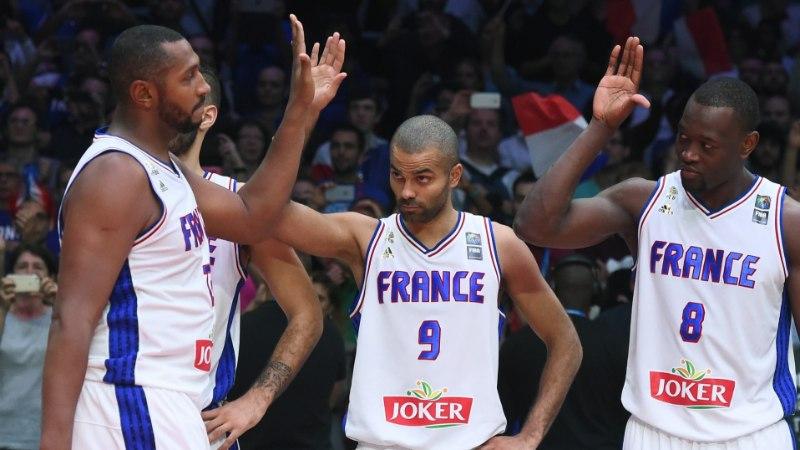 Ville Arike | Euroopa korvpall väärib olümpiakohti juurde