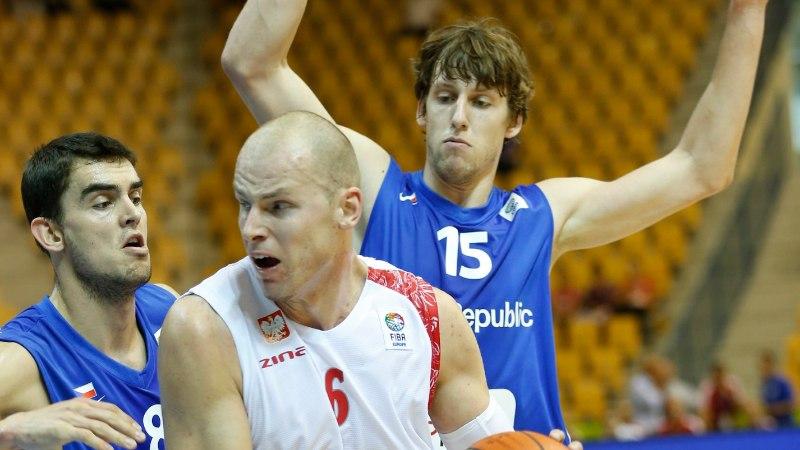 Lõplik koosseis: Tšehhi meeskonda juhivad EMil Satoransky ja Vesely