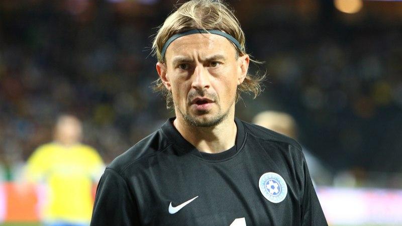 Вратарь Сергей Парейко больше не входит в сборную страны
