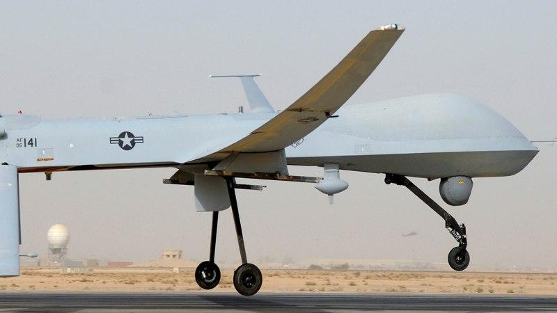 Inimtühi MQ-1 Predator lendab Eesti kohal kella ühest kolmeni