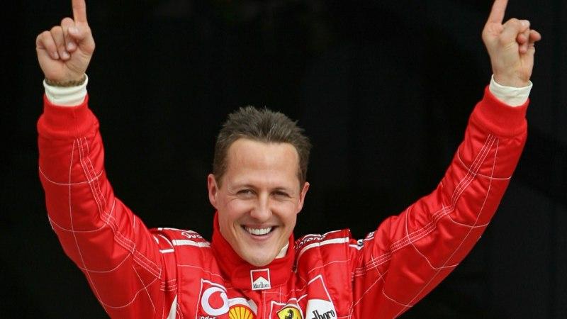 Endine Ferrari tegevjuht Schumacheri paranemisest: usun endiselt imesse