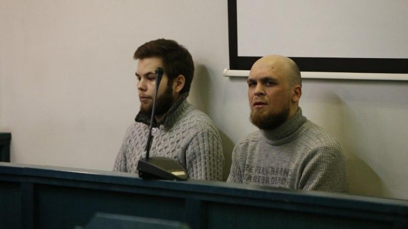 FOTOD KOHTUST | Harju maakohus mõistis islamiterrorismile kaasaaitamises süüdistatavad vangi