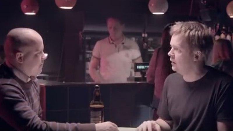 VIDEOD | Vaata, miks näitlejad Henrik Kalmet ja Ott Sepp ei joo!