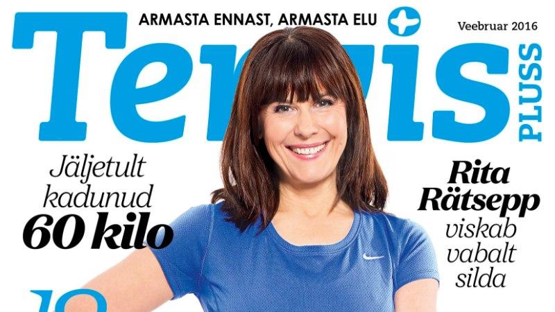 Eluaegne tervisesportlane Rita Rätsepp