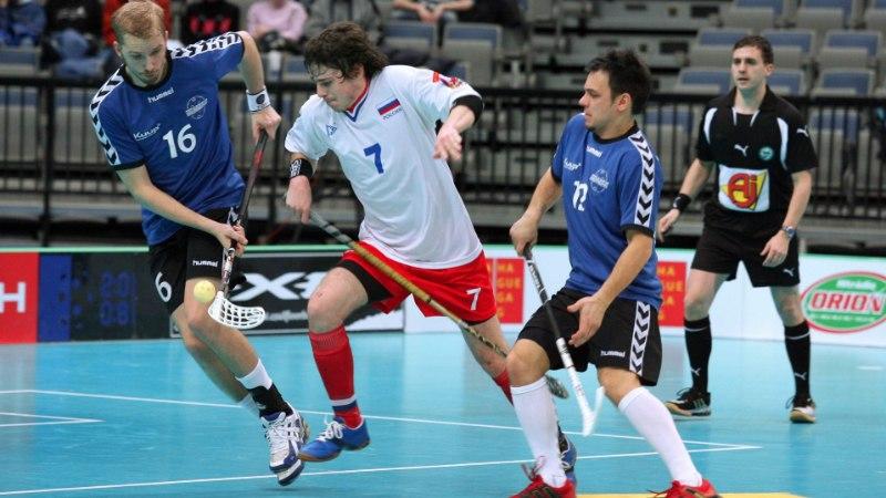 MM 2008   Kuidas väliseestlastega tembitud Eesti meeskond MMil 8. koha saavutas