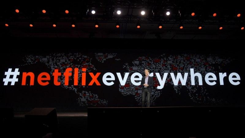 Netflix nüüd Eestis, aga piiratud valikuga