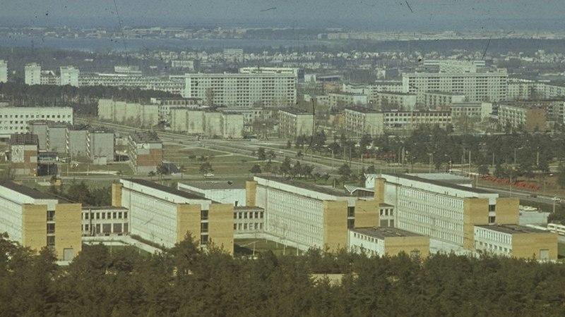 Галерея: архивные фотографии Мустамяэ - взгляд в прошлое