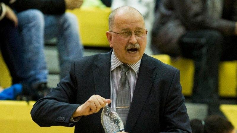 """""""Väike"""" Kalev tegi Tarva alistamisega treener Klandorfile juubelikingituse"""