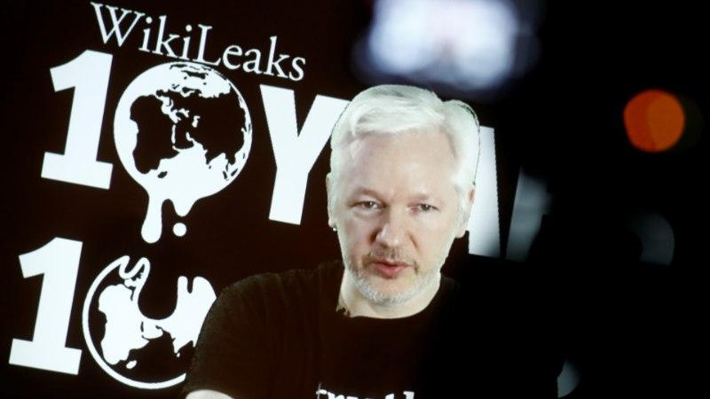 Ecuador tunnistas, et piirab Assange'i interneti kasutamise võimalust
