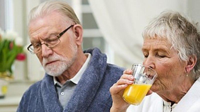 Vitamiinid, mis võiksid kuuluda iga eakama inimese arsenali