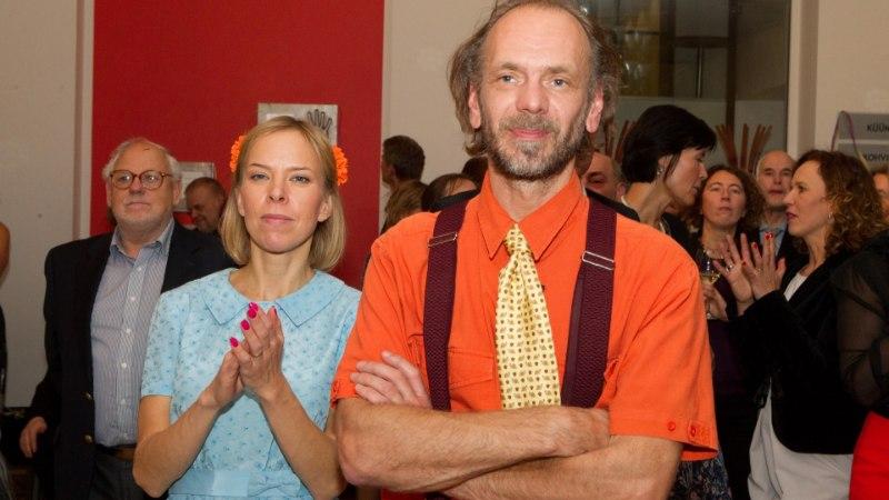 Kersti Kreismann: naisnäitleja jaoks on suur au mängida komöödias