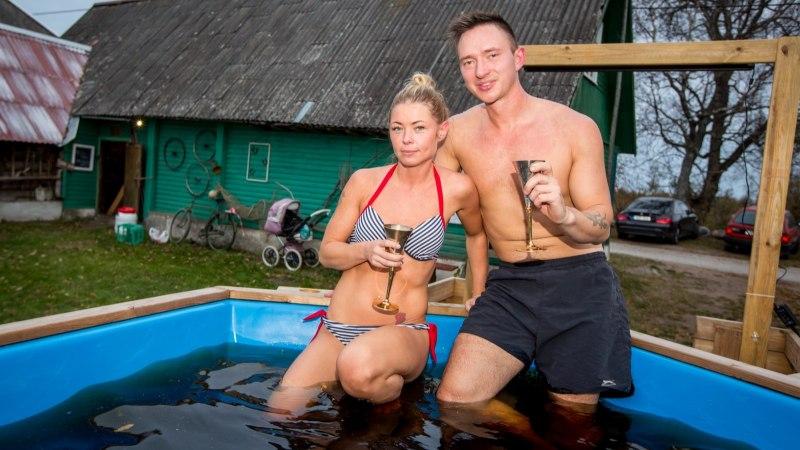 Saunafestival Varnja moodi: 13 sauna, kolm plusskraadi ja kõva tuul