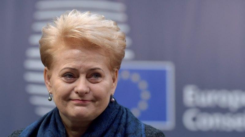Leedulased hääletasid muutuste poolt