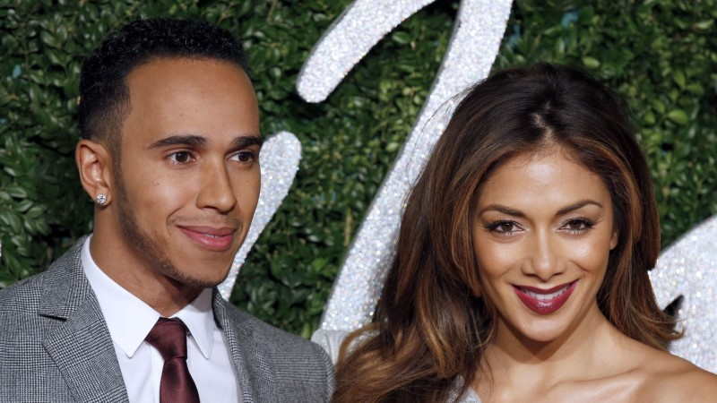 Nicole Scherzinger: me ei räägi Lewisega enam