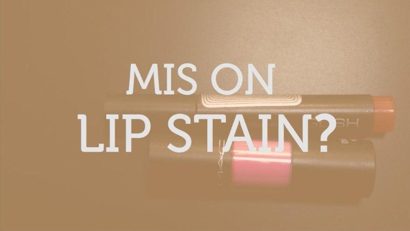 ILUKOOL | Mis asi on lip stain?