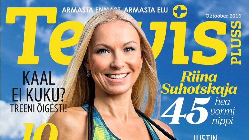 Riina Suhotskaja hea vormi 47 saladust