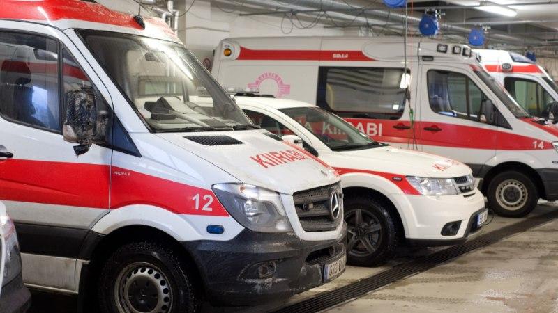 Tallinnas viib kiirabi edaspidi patsiendid lähimasse haiglasse