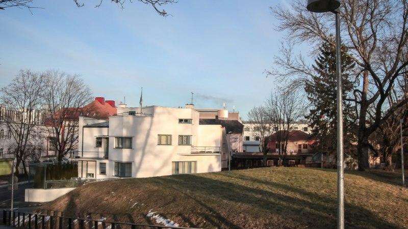 Pärnu tähistab tuntud arhitekti 135. sünniaastapäeva