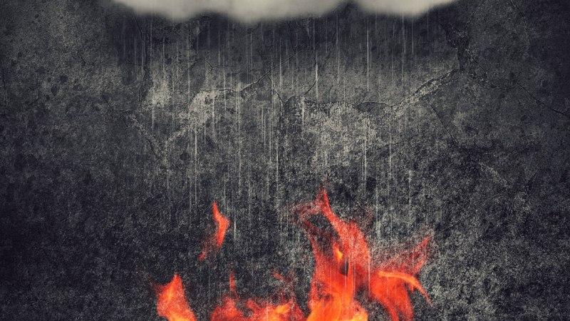 MEHELIKUD OSKUSED: kuidas süüdata lõket vihma käes?