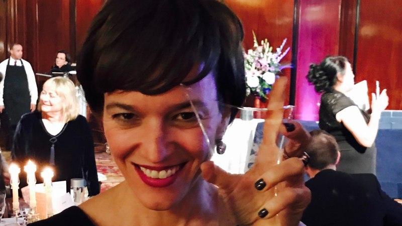 FOTOUUDIS | Kõue mõisa omanik Mary Jordan võttis vastu väärika auhinna